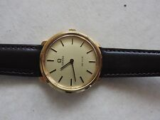 GENTS VINTAGE OMEGA DEVILLE MANUAL WIND WATCH VERY CLEAN