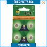 Piles Plate bouton 1,5V Alcaline AG4 0% Mercure