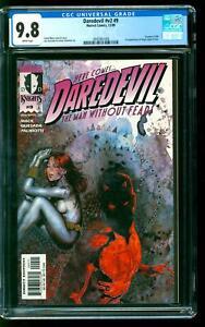 Daredevil 9 CGC 9.8 NM/M 1st app Maya Lopez (Echo) David Mack cover Marvel
