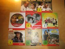 DEFA Sammlung Heimatfilme 8 DVDs DDR DVD DEFA 6 Filme +2 Serien Gojko Mitic