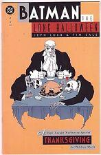 BATMAN: THE LONG HALLOWEEN#2 VF/NM 1997 DC COMICS