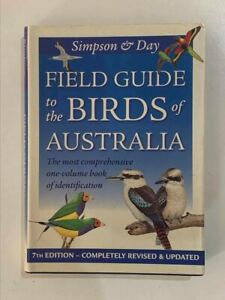 Field Guide to the Birds of Australia by Ken Simpson, Nicolas Day (P/back 2004)