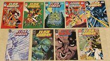 FLASH GORDON (1988)  Set # 1 - 9 (DC Comics) !!