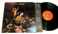 1st Self-Titled Debut S/t by La Bionda LP soul disco Cheesecake Sexy Cover Nm