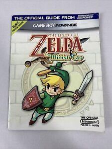 The Legend of Zelda The Minish Cap Nintendo Power Game Boy Advance Guide