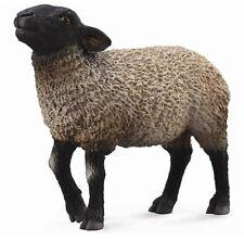 Oveja Suffolk 8cm animales de granja Collecta 88636