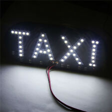 Hot Sale Taxi Cab Windscreen Windshield Sign White Led Taxi L 00002000 ight Lamp Bulb Ab