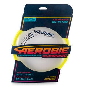 Aerobie Superdisc Flying Frisbee NEW