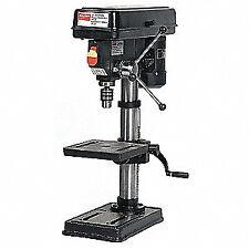 "DAYTON Bench Drill Press,Belt,10"",1/3 HP,120V, 16N196"
