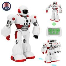 Smart Robot Toy Remote Control Toy For Children Boys Girls,Gesture Sensing+RC