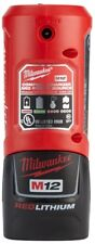 Milwaukee M12 12-Volt Lithium-Ion Charger and Portable Power Source Micro USB