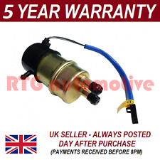 Outside Tank Fuel Pump Yamaha Suzuki KTM Honda Kawasaki 10mm pipes