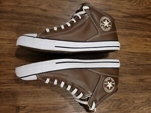 Converse Unisex Chuck Taylor Street Pinecone Mens size 11.5 Womens size 13.5