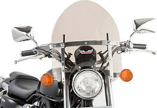 "SLIPSTREAMER 1981-1997 Yamaha XV750 Virago HD-0 WINDSHIELD SMOKE 7/8"" HD-0-T"