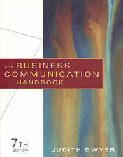 The Business Communication Handbook by Judith Dwyer (Paperback, 2005)