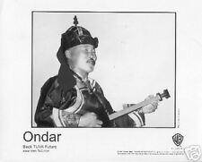 Kongar-Ol Ondar Promo Photo 8X10 Worldbeat Tuvan Throat