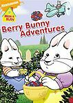 Max & Ruby Berry Bunny Adventures (DVD) DISC & ARTWORK ONLY NO CASE UNUSED CONDI