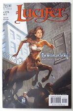 Lucifer #24 (May 2002, DC) (C4569) Vertigo Fox TV Show