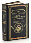THE CONSTITUTION OF THE UNITED STATES OF AMERICA & WRITINGS ~LeatherBound SEALED