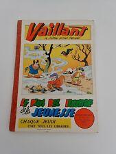 VAILLANT - Reliure numéro 32 (du 553 au 564) - 1954 ALBUM VINTAGE