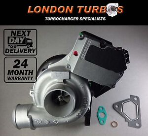 Mercedes Vito 2.2 CDI 116HP 85KW VV19 IHI A6460901380 Turbocharger + Gaskets