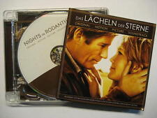 DAS LÄCHELN DER STERNE / NIGHTS IN RODANTHE - CD - O.S.T. - ORIGINAL SOUNDTRACK