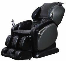 Osaki OS-4000CS Zero Gravity Wall Hugger Space Saver Massage Chair Recliner HEAT