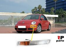 FOR VW BEETLE 2005 - 2010 FRONT BUMPER SIDE INDICATOR REPEATER LAMP CLEAR LEFT