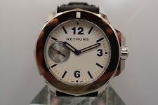 NETHUNS NO.7 STEEL BRONZE SWISS MADE UNITAS 6497 DIVER LIMITED 299 PCS SOLD OUT