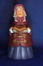 Hallmark 1991 Mrs. Beaumont Christmas Ornament Collectible Fine Porcelain Bell