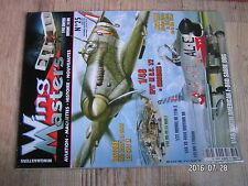 $$u Revue Wing Masters N°25 Big Week 8th USAAF  Spit IX  Mil-Mi 24 Hind F