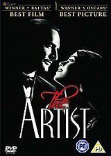 The Artist (DVD, 2012) Brand New In Cellophane Wrapping