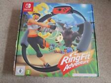 New Sealed Ring Fit Adventure (Nintendo Switch, 2019) Game Ring and Leg Strap