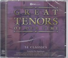Great Tenors Of Our Time:  Various Artists (2005) NEW AND SEALED