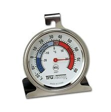 Taylor Freezer / Refrigerator Thermometer - Stainless Steel