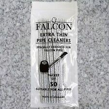 FALCON EXTRA THIN PIPE CLEANERS - 50/BAG