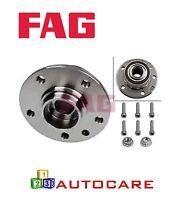 FAG -  OEM Front / Rear Wheel Bearing Kit VW T5 Transporter Caravelle 04-13