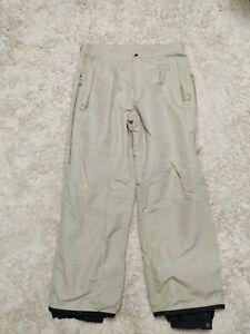 Columbia Snow Pants Convert Men's L Japan LL Tan
