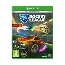 Rocket League Collector's Edition Xbox One Xb1 UK