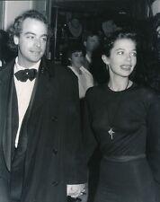 JUSTINE BATEMAN/LEIF GARRETT - ORIGINAL PUBLICITY PHOTO - 1989