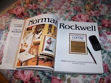 Norman Rockwell Book of 332 Magazine Covers by Christopher Finch