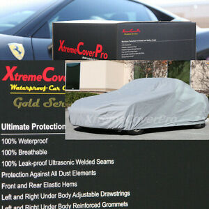 2017 2018 2019 2020 2021 FORD ECOSPORT WATERPROOF CAR COVER GREY