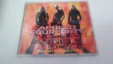 "APOLLO FOUR FORTY ""CHARLIE'S ANGELS 2000"" CD SINGLE 4 TRACKS PRECINTADO"