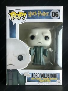 Funko Pop! - Harry Potter - #06 - Lord Voldemort
