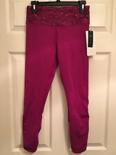 Lululemon Real Quick Tight NWT 6 Regal Plum / Paradise Geo Regal Plum Multi