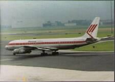 (wnh) Airplane Postcard: Martinair, DC-8