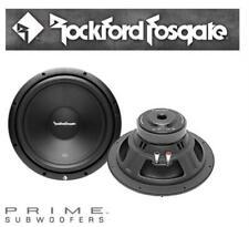 "Rockford Fosgate R1-2X12 Prime R1 coche Subwoofer de 12/"" doble caja vacía solo Nueva #"
