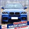 For BMW X5 E70 Headlights 2007-2013 Double Beam Lens Projector Xenon Headlamps
