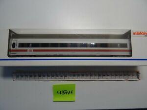 Märklin HO Artikel  43711  ICE Wagen der DB  2. Klasse  802  top/OVP