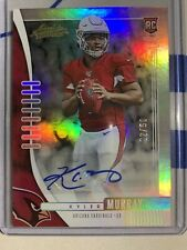 2019 Absolute #126 Kyler Murray RC Autograph Auto Cardinals Rookie /50 Rare